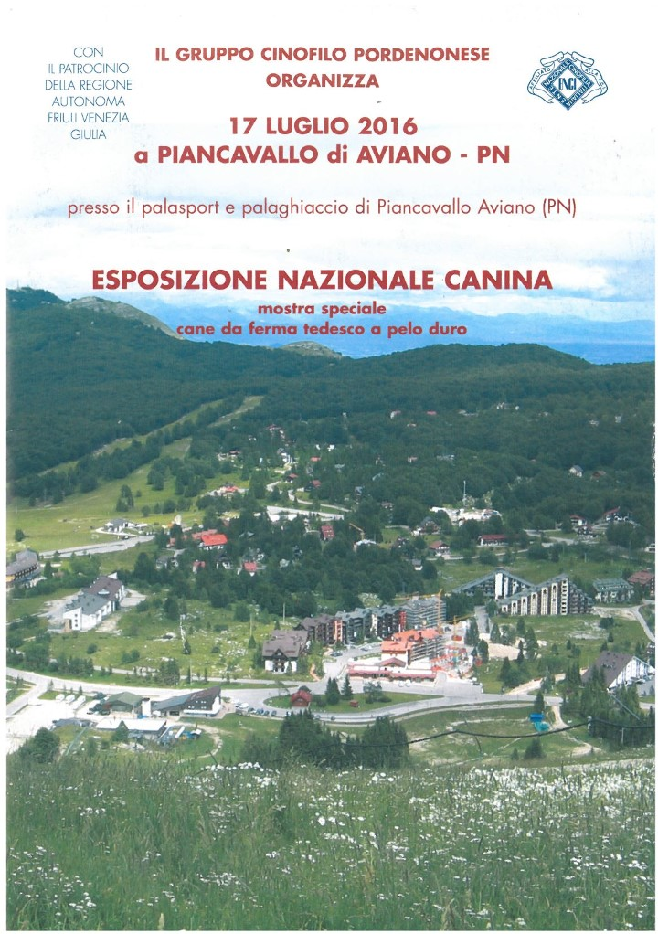 catalogo Piancavallo 2016